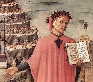 """El infierno en la """"Divina Comedia"""" Dante_10"""