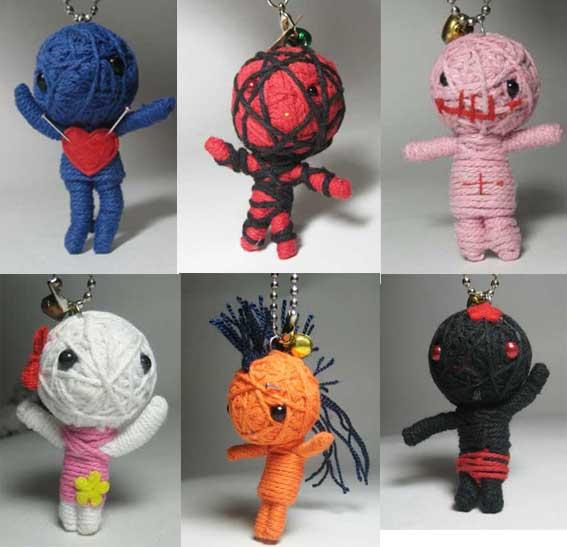 Como hacer tu propio muñeco vudu Dolls110