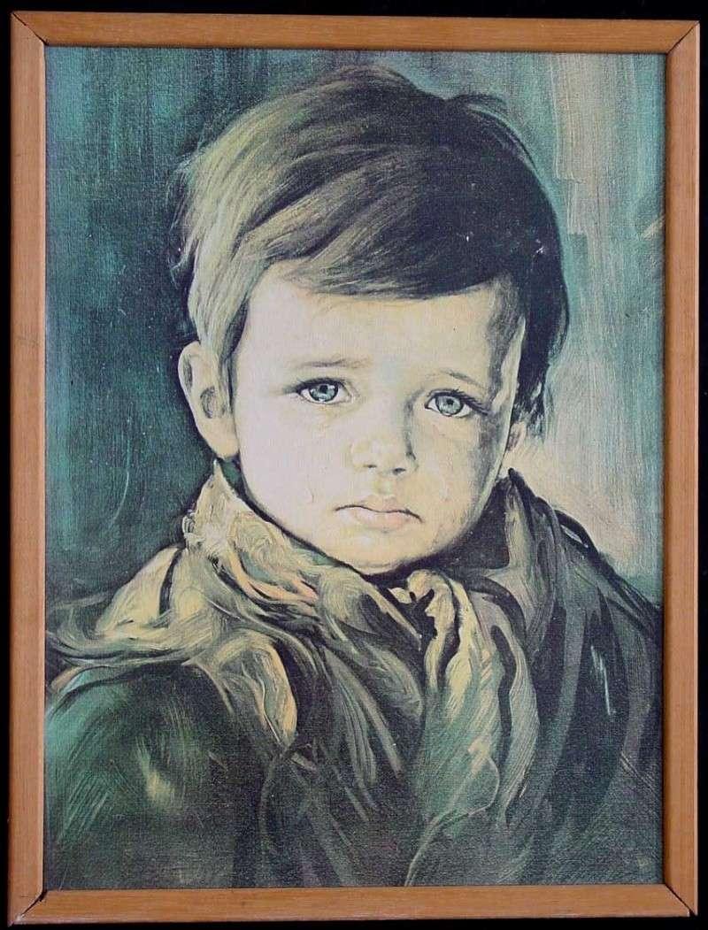 El cuadro del niño que llora Dsc00010
