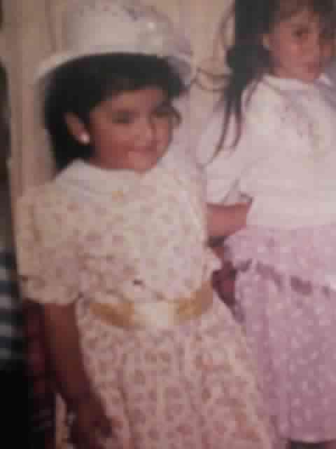 Cuando era una niña inocente XD! Foto_a12