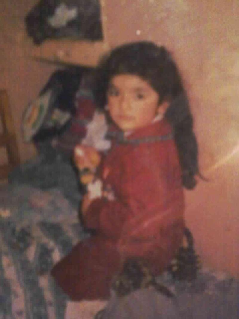 Cuando era una niña inocente XD! Foto_a17