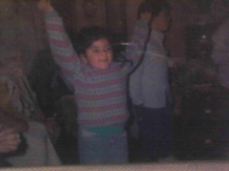 Cuando era una niña inocente XD! Foto_a22