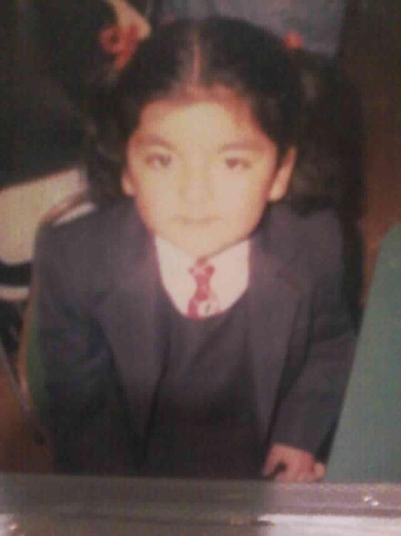 Cuando era una niña inocente XD! Foto_a24