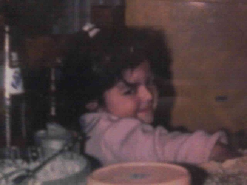 Cuando era una niña inocente XD! Foto_a26