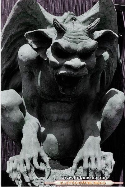 Gárgolas: guardianes frente al mal Gargol15