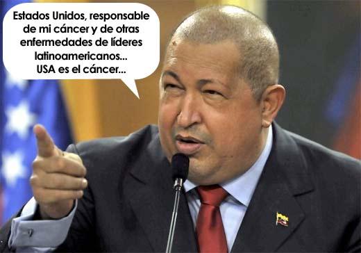 EEUU enferma de cáncer a líderes sudamericanos (Hugo Chavez) Hugo-c10