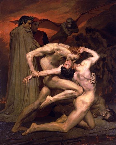 """El infierno en la """"Divina Comedia"""" Infier10"""