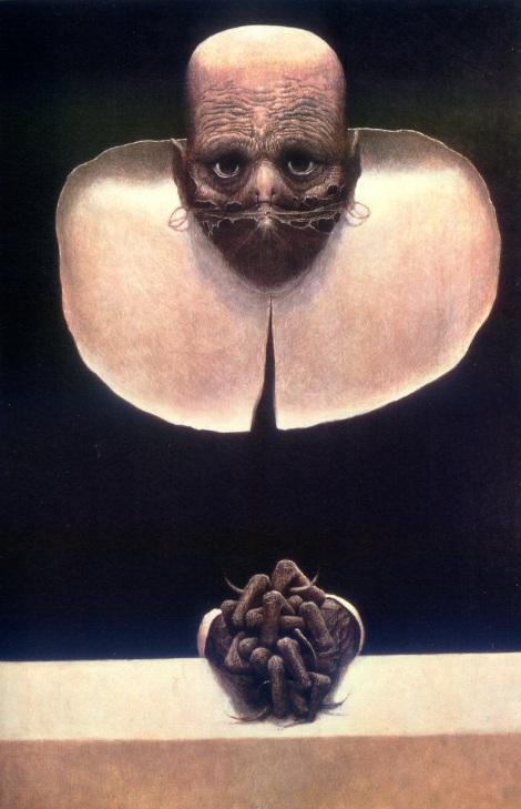 La pintura de Beksinski Inquie10