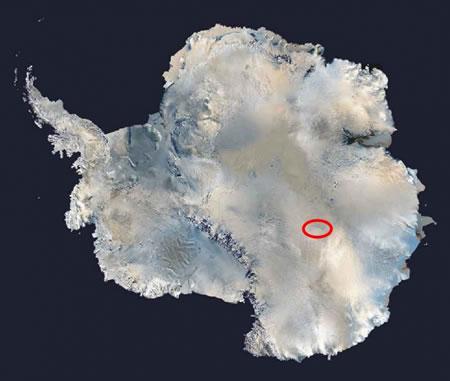 """El lago Vostok : """"El último misterio de la Tierra"""" Lago-s10"""