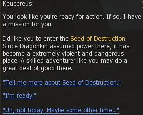 Quest To the Seed of Destruction 119