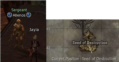 Quest To the Seed of Destruction 122