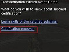 Subclass Skills Certification 4510