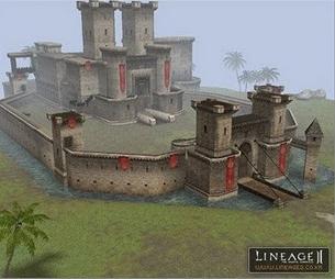 Estrutura dos Castelos e Taxas Castel10