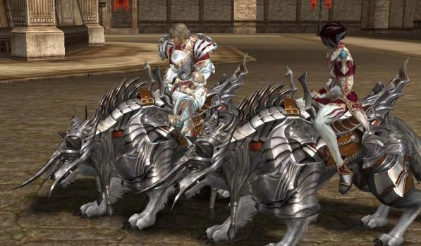 Quest Wolf (lobo) – Lineage 2 Goddess of Destruction Imagem12