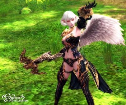 Skills da nova classe Yul Archer Imagem33