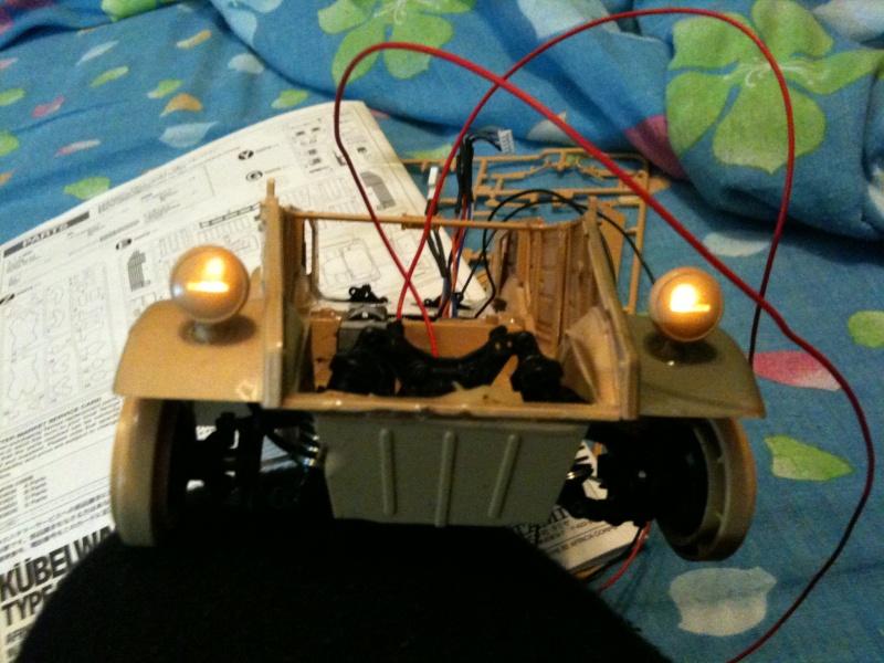 W.I.P. Kubelwagen Tamiya Statica Trasformata in RC Img_0077