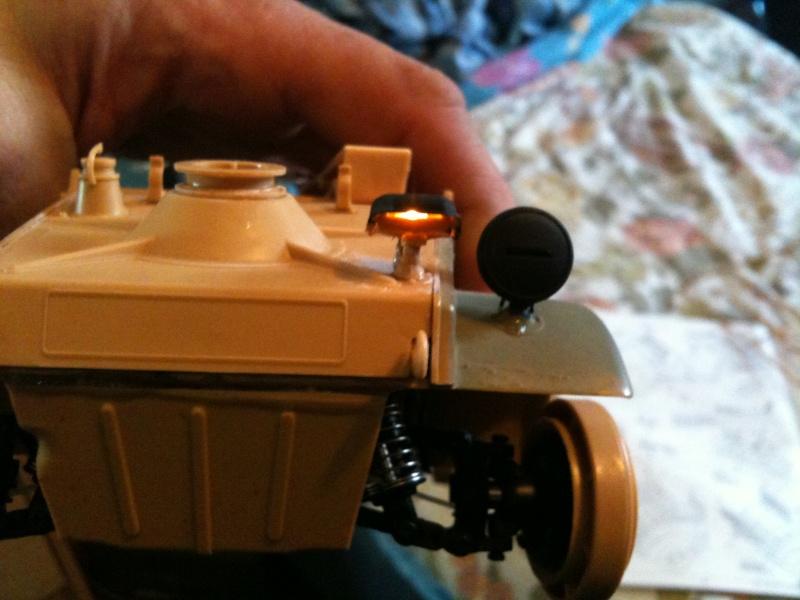 W.I.P. Kubelwagen Tamiya Statica Trasformata in RC Img_0085