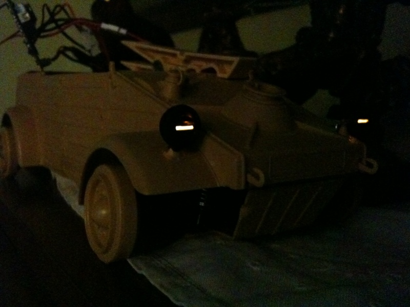W.I.P. Kubelwagen Tamiya Statica Trasformata in RC Img_0086