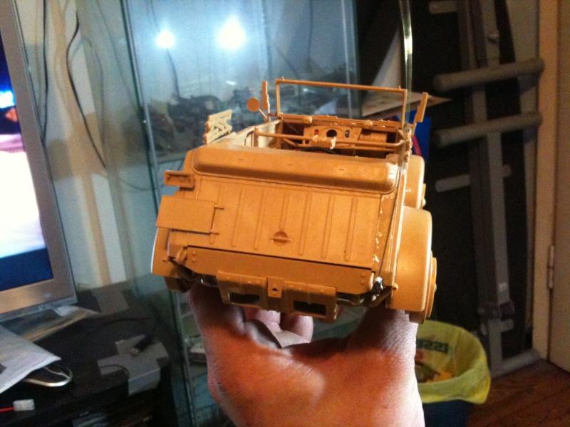 W.I.P. Kubelwagen Tamiya Statica Trasformata in RC Img_0111