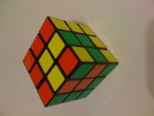 Rubik's cube Img_0411