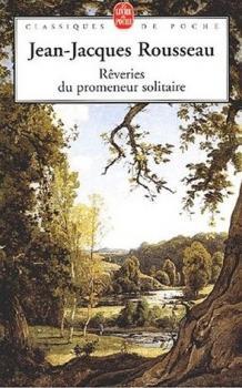 REVERIES DU PROMENEUR SOLITAIRE de Jean-Jacques Rousseau Couv1710
