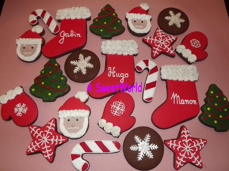 Décembre 2011 : biscuits décorés Dscf0510