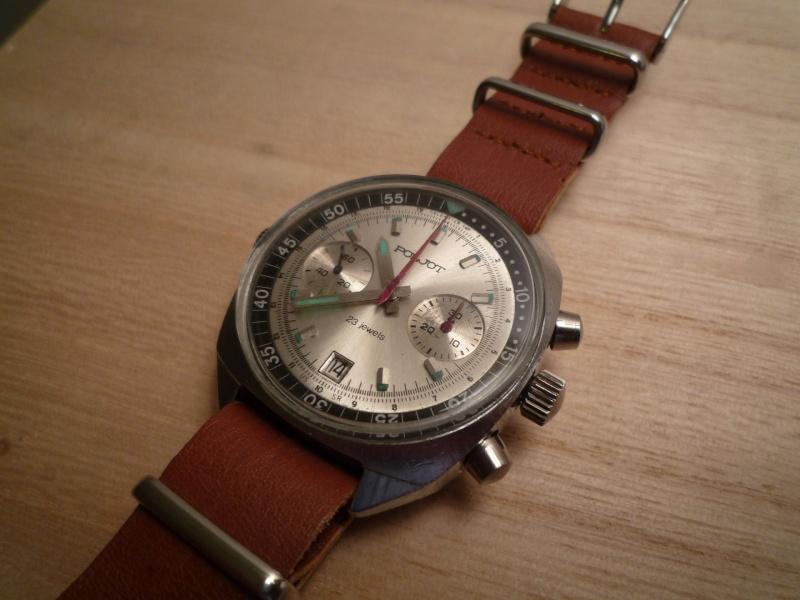 Beau chrono civil 3133 - 1ere moitiée des années 80 P1030341