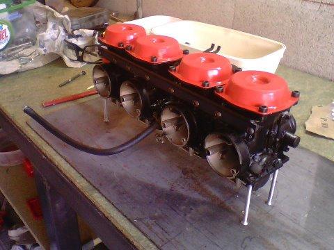 Projet 1100 GSX rigide Mc111
