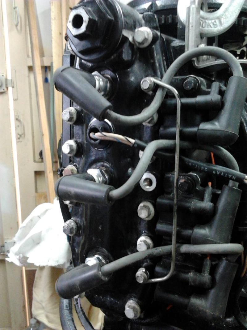 moteur à Astérix - Johnson 35cv 2 temps 1999...3 jours de boulot !! 2012-013