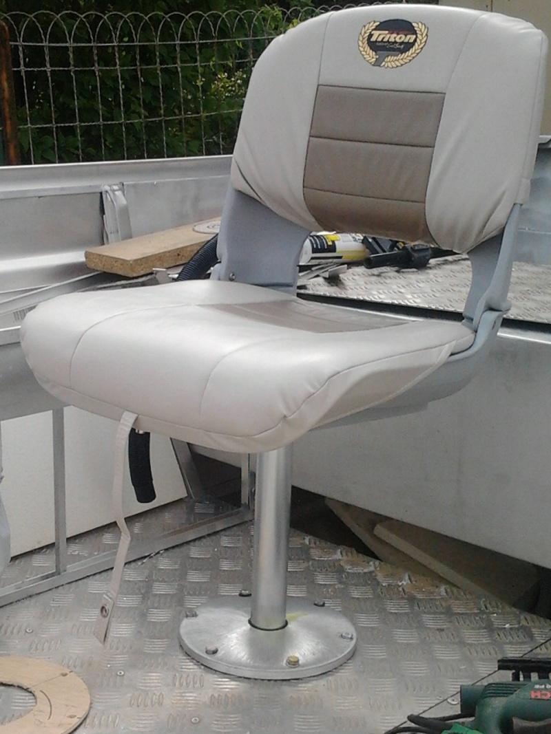 mon nouveau boat--conception et amménagements.... 2012-037
