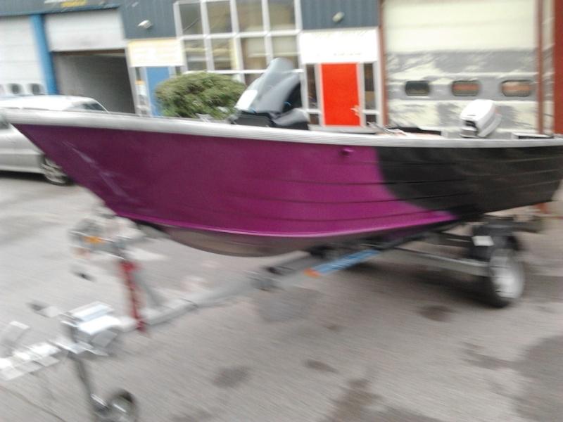 mon nouveau boat--conception et amménagements.... 2012-100