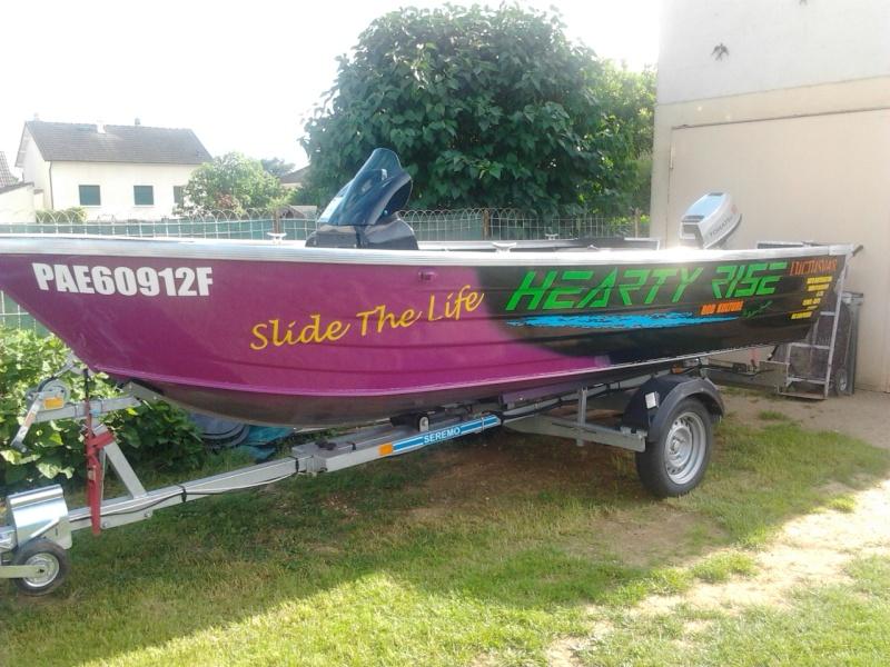 mon nouveau boat--conception et amménagements.... 2012-102
