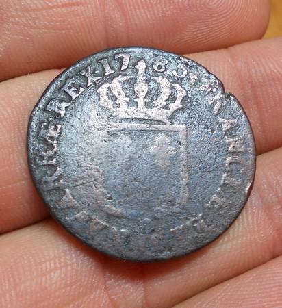 Sol Louis XVI 1785 Dscn2310