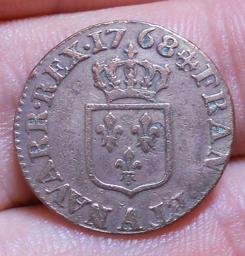 Liard Louis XV 1768 A Dscn3828