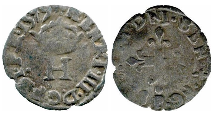 Liard à l'H d'Henri III Liard_10
