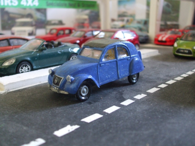 03 - Citroën ( Les Anciennes Avant 1990 )  195511