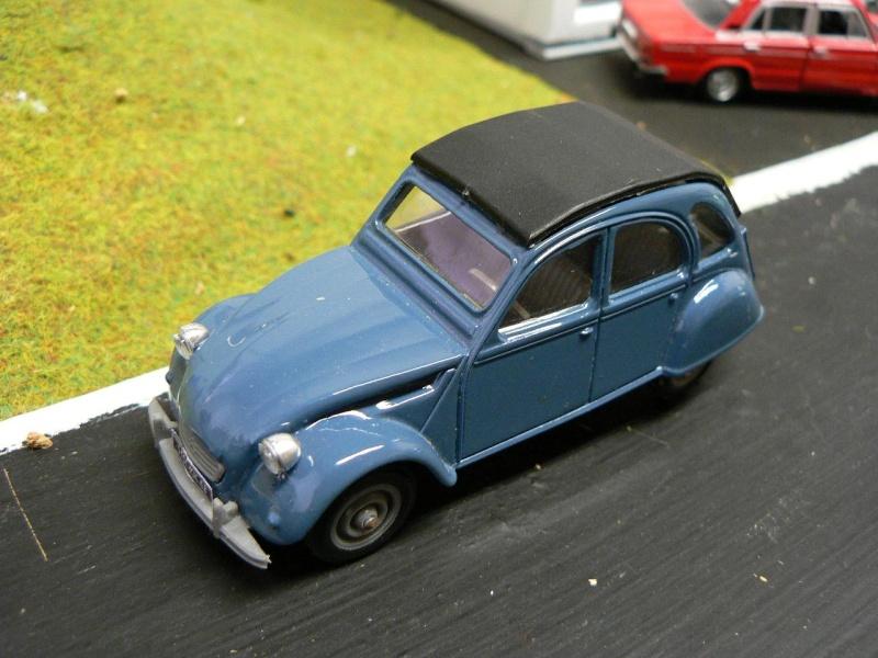 03 - Citroën ( Les Anciennes Avant 1990 )  2cv11