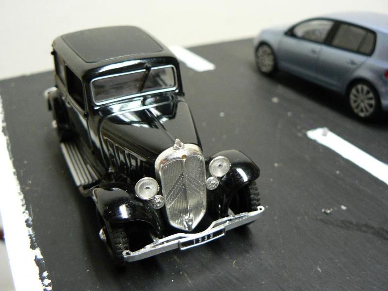 03 - Citroën ( Les Anciennes Avant 1990 )  3cv10