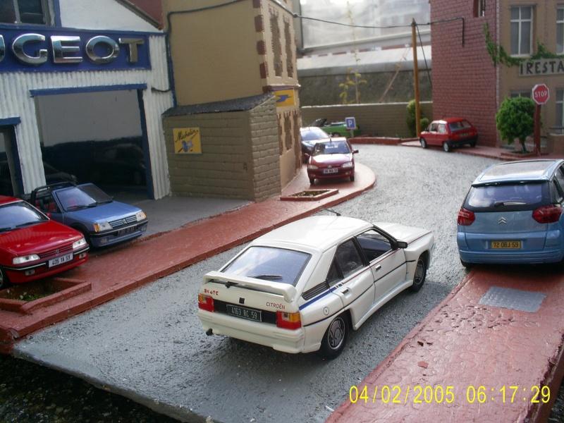 03 - Citroën ( Les Anciennes Avant 1990 )  Bx10