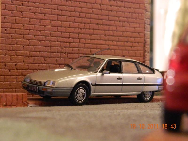03 - Citroën ( Les Anciennes Avant 1990 )  Cx10