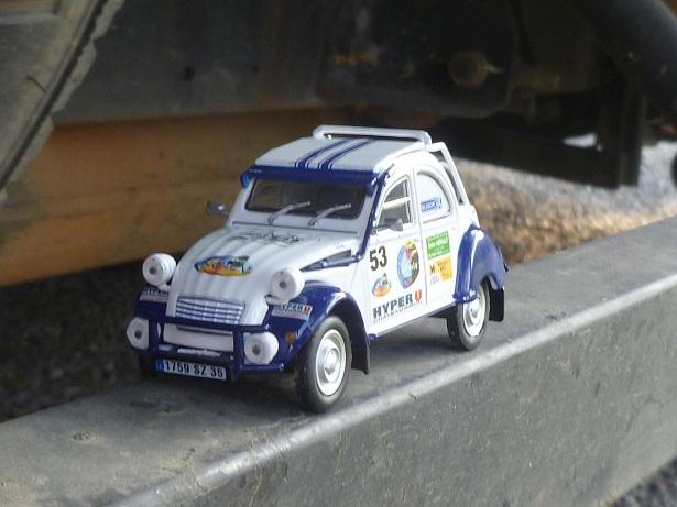 03 - Citroën ( Les Anciennes Avant 1990 )  Raid10