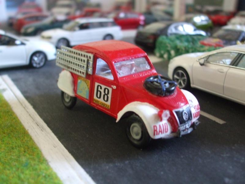 03 - Citroën ( Les Anciennes Avant 1990 )  Raid_110