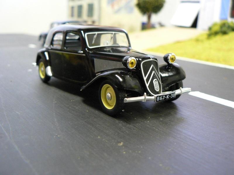 03 - Citroën ( Les Anciennes Avant 1990 )  Tracti17