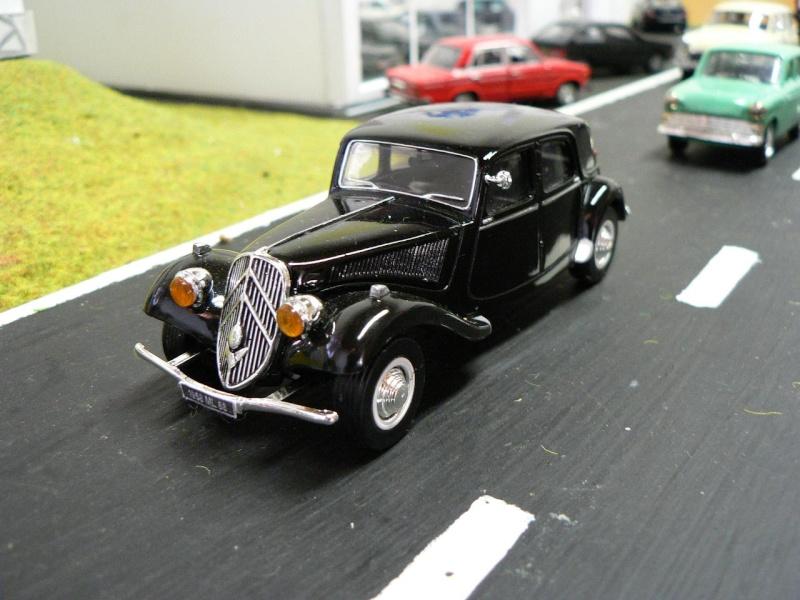 03 - Citroën ( Les Anciennes Avant 1990 )  Tracti18