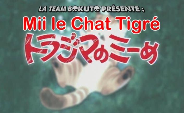"""Leiji Matsumoto présente : """" Mii le Chat Tigré """" [2/2] Mii-ku11"""