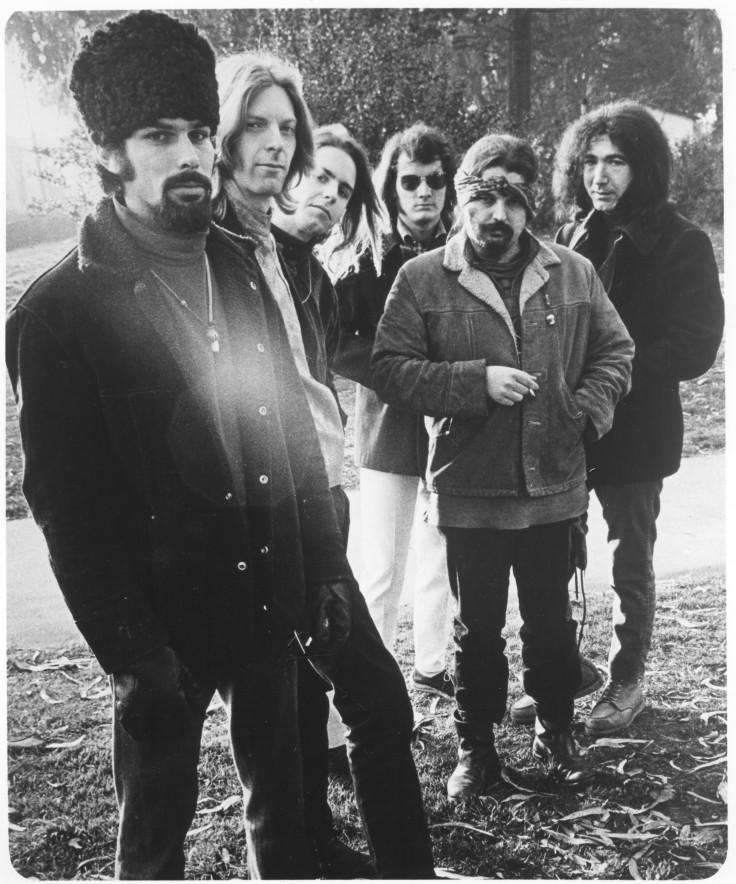 Grateful Dead - Anthem Of The Sun (1968) 19680110