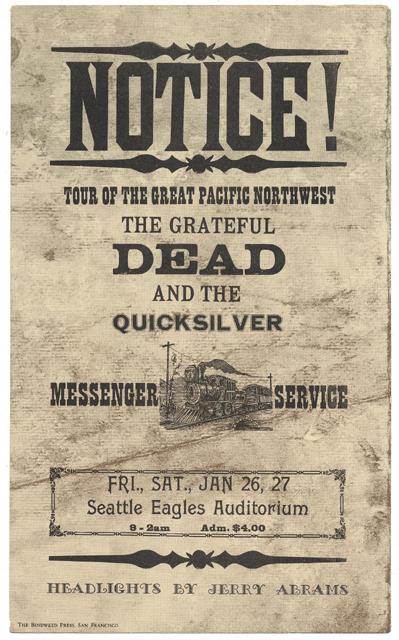 Grateful Dead - Page 4 19680112