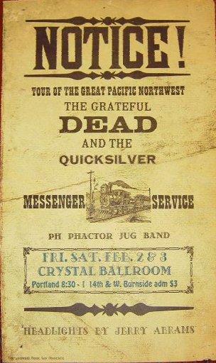 Grateful Dead - Anthem Of The Sun (1968) 19680210