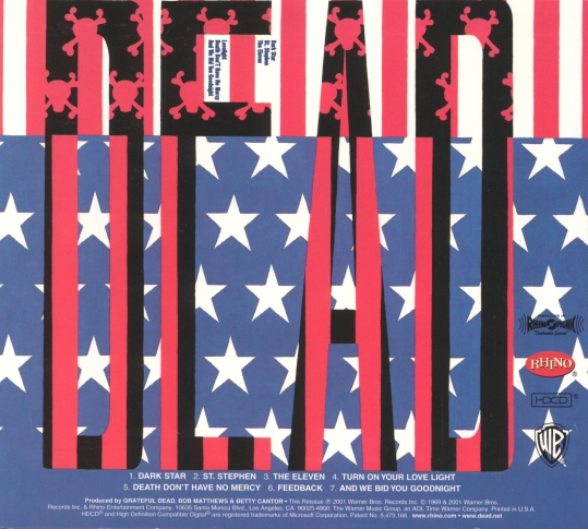 Grateful Dead - Live/Dead (1969) 19691110