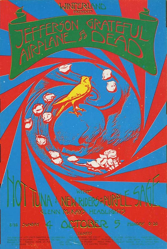 Grateful Dead - Download Series A Night At The Family Dog (2005) 19701010